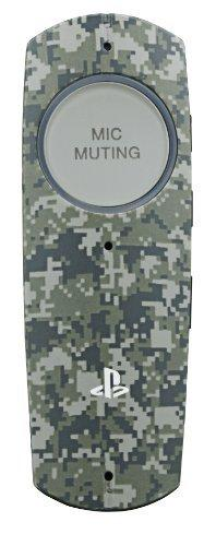 Sony Ps3 Bluetooth Headset - Urban Camo