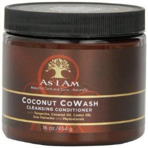 As I Am Coconut Cleansing Conditioner 16 Oz