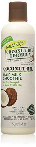 Palmer'S Coconut Oil Formula Hair Milk Smoothie , 8.5 Ounce (Pack Of 2)