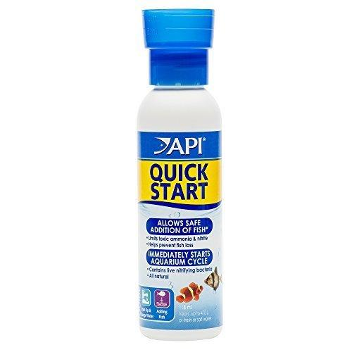 Api Quick Start Freshwater & Saltwater 4-Oz