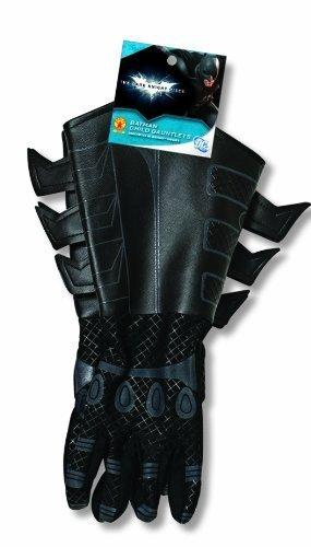 Rubies: The Dark Knight Rises Batman Gloves With Gauntlets