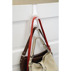 Interdesign Zia Closet - Purse Holder - Clear
