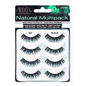 Ardell Multipack 101 Fake Eyelashes (Packaging May Vary)