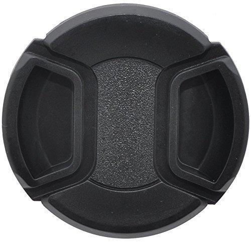 Big Mike'S 77Mm Universal Snap-On Lens Cap For Canon Ef