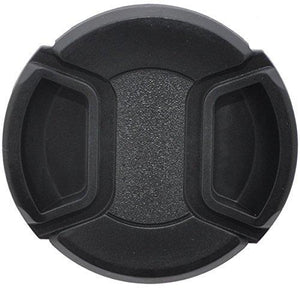 Big Mike'S 58Mm Universal Snap-On Lens Cap For Nikon 55-300Mm