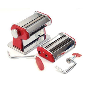 Norpro 1049R Pasta Machine, Red