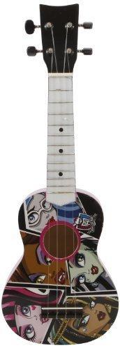 Monster High 21-Inch Acoustic Guitar - Styles May Vary