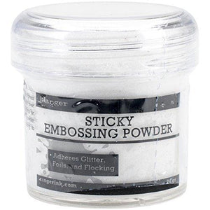 Ranger Sticky Embossing Powder, 1-Ounce