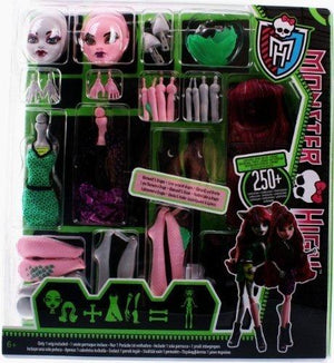 Monster High Create-A-Monster Werewolf And Dragon Starter Set