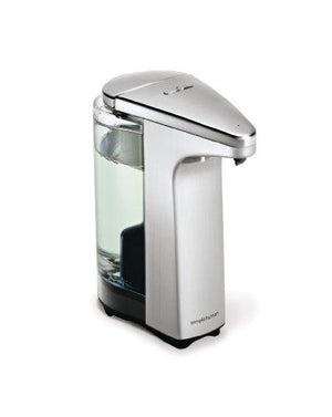 Simplehuman 8 Oz. Sensor Pump With Soap Sample - Brushed Nickel