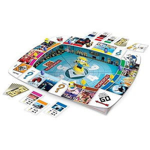 Hasbro Monopoly Game Despicable Me Edition