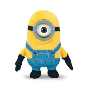 Despicable Me Buddies Soft Huggable Friends Minion Stuart Plush Birthday Gift For Kids