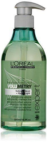 L'Oreal Volumetry Anti-Gravity Volumizing Shampoo For Unisex, 16.9 Ounce
