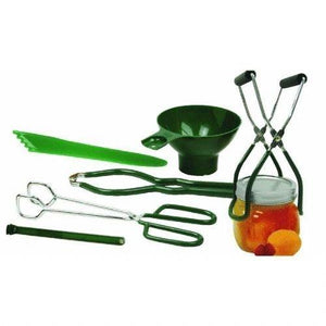 Norpro 599 Canning Essentials Set, 6-Piece