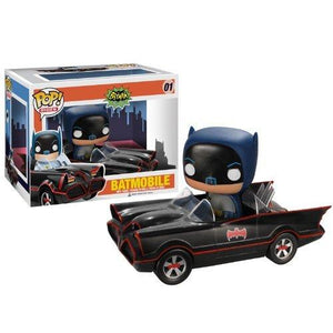 Funko Pop Batmobile Action Figure