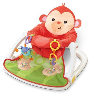 Fisher-Price Deluxe Sit - Me - Up Floor Seat
