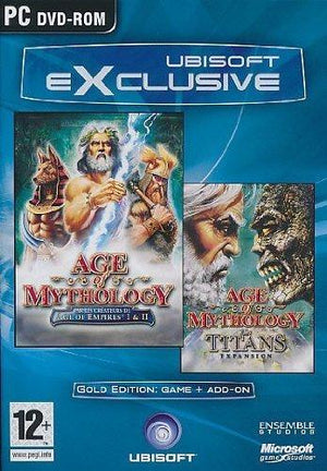 Microsoft Age Of Mythology: Including Titan Expansion