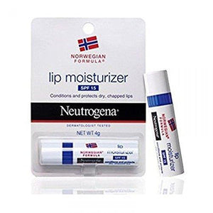 Neutrogena Neut Lip Moist Size .15Z Neutrogena Lip Moisturizer With Spf 15 .15Oz
