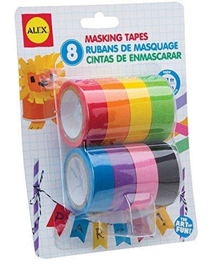 Alex Toys Artist Studio Decorative Masking Tape