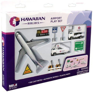 Daron Hawaiian Airlines Airport Playset