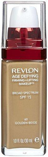 Revlon Age Defying Firming And Lifting Makeup, Golden Beige