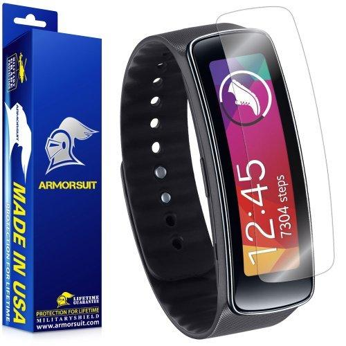 Armorsuit Militaryshield Screen Protector Anti-Bubble Ultra Hd For Samsung Gear Fit