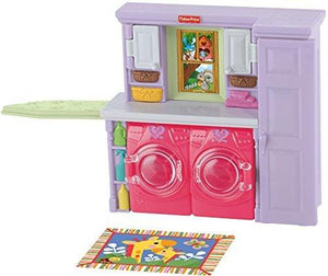 Fisher-Price Loving Family Laundry Room