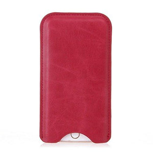 Bear Motion Iphone 7 / 6 / 6S Sleeve Case Premium Sleeve Pouch Case - Red