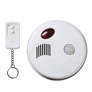 Sabre Wireless 360° Motion Detector 120 Db Alarm & Visitor Chime W/ Remote