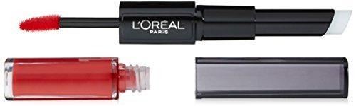 L'Oreal Paris Cosmetics Infallible Pro-Last Color Lipstick, Infallible Red