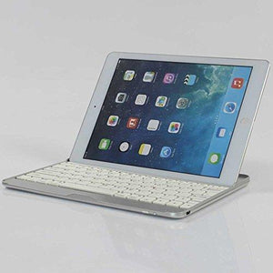 Neelam K88 Wireless Bluetooth Keyboard For Ipad Air - White