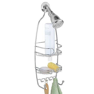 Interdesign Neo Shower Caddy - Small - Chrome