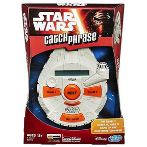Hasbro Star Wars Catch Phrase Game