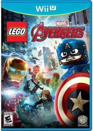 WB Games Lego Marvel'S Avengers - Wii U