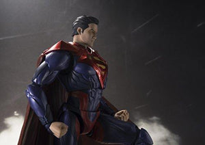 "Bandai Tamashii Nations S.H. Figuarts Superman - Injustice Ver. ""Injustice"" Action Figure"