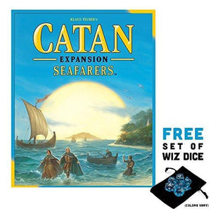 Catan Studio Seafarers Game Expansion 5Th Edition