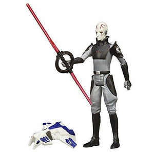 Star Wars Rebels 3.75-Inch Figure Space Mission The Inquisitor