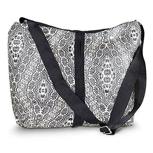Scuddles Diaper Bag With Expandable Zipper Beautiful Tote