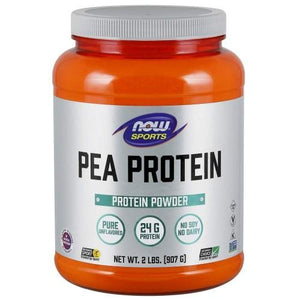 Now Sports Pea Protein Powder, 2-Pound