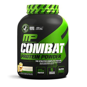 Musclepharm Combat Protein Powder For Recovery, Cookies 'N' Cream, 4 Pound
