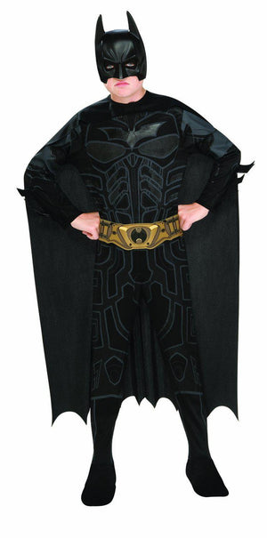 Rubies Batman Dark Knight Rises Child'S Batman Costume With Mask And Cape - Small