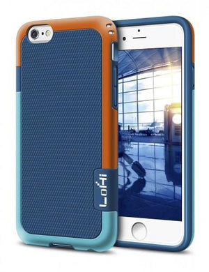Lohi Hybrid Impact 3 Color Shockproof Rugged Soft Tpu Hard Case For Iphone 6S / 6
