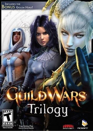 NCSOFT Guild Wars Trilogy (Pc)