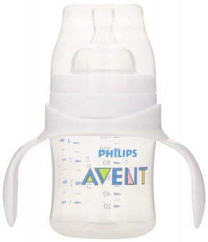 Philips Avent My Classic Trainer Cup Clear 4 Oz Stage 1
