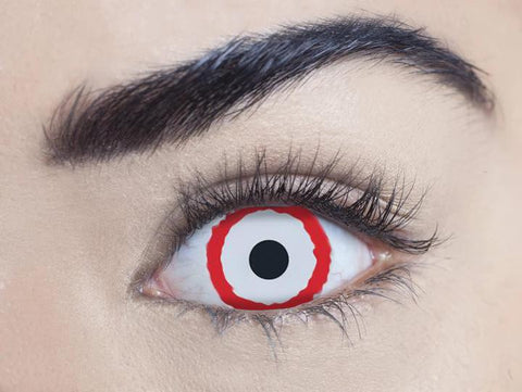 Mini Sclera Vampire 17mm Contact Lenses