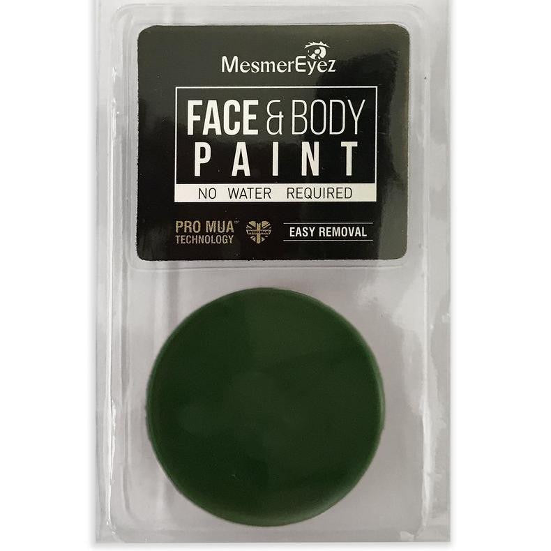 Paint - Green Face & Body Paint