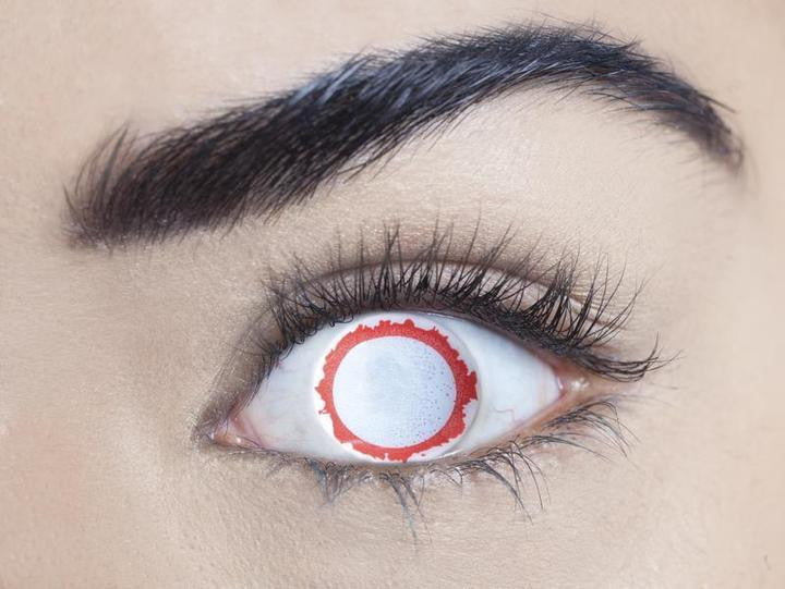 1 Day, 1 Month - Blind Vampire Contact Lenses