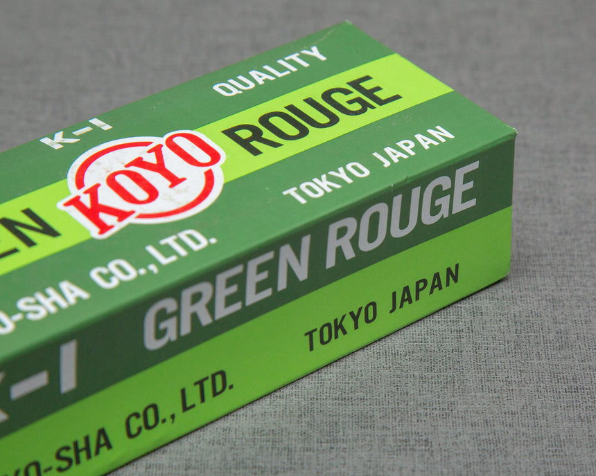 "KOYO ""Green Rouge"" K-1 Buffing / Polishing Compound"