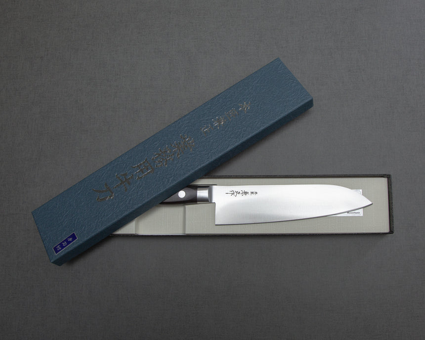 "Honsho Kanemasa ""E-Series"" 180mm Santoku"
