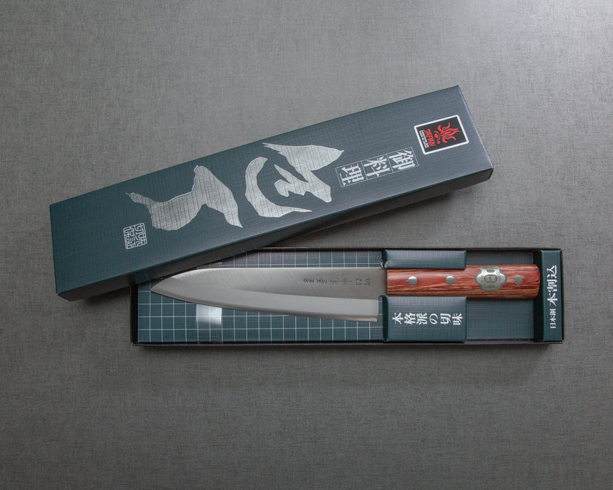 "Meisho Kanetsune ""KC-1000 Series"" 180mm Gyuto"